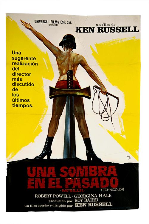 Una Sombra en el pasado poster