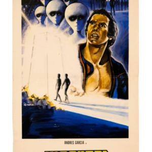 Original poster aliens Incontri con cli umanoidi