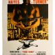 Isaac Hayes Truck Turner original filmposter