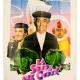 Louis de Funes poster original La Soupe Aux Choux