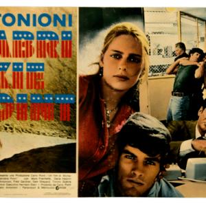 Zabriskie Point original vintage movie filmposter Antonioni