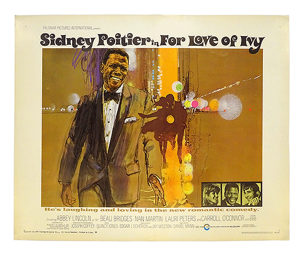 For love of Ivy poster