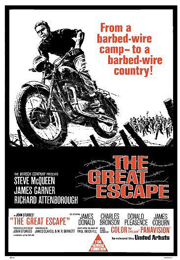 The Great Escape Film Poster