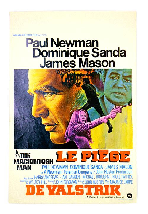 Original poster The Mackintosh Man