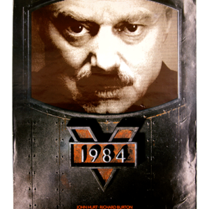 1984 original film poster