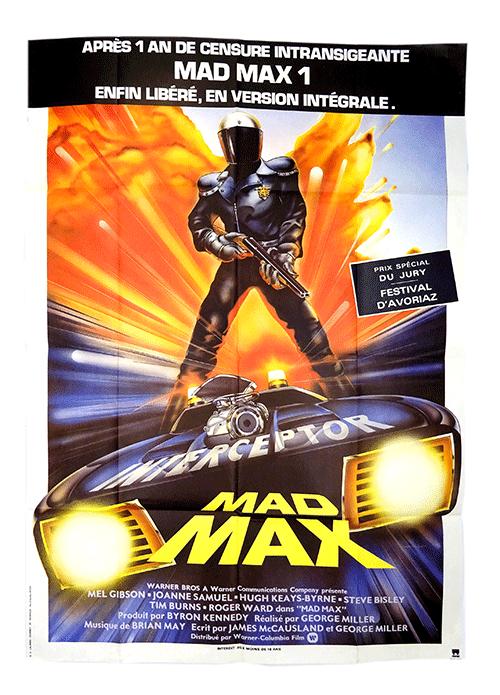 Mad Max original poster