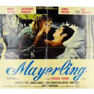 Original film poster Mayerling
