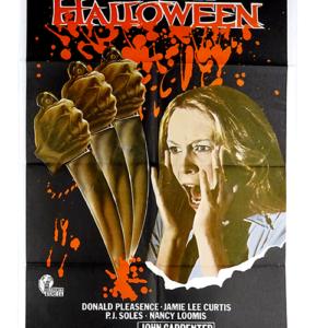 Halloween original film poster