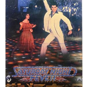 Saturday Night Fever poster