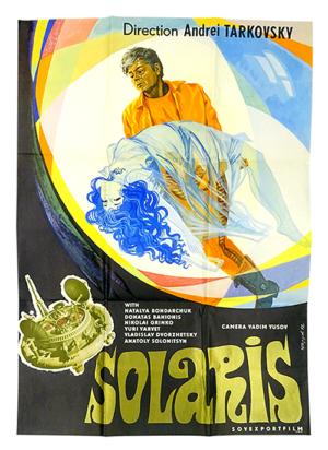 Solaris Original film poster