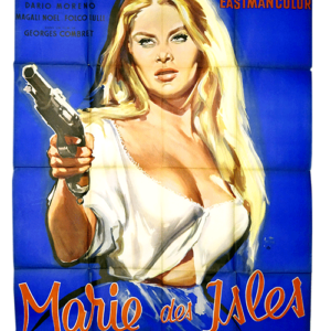 Marie des Isles poster