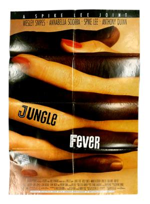 Jungle Fever original poster