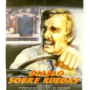 Duel original film poster
