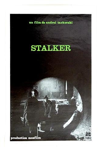 Original film poster Stalker