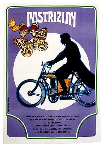 Postriziny poster