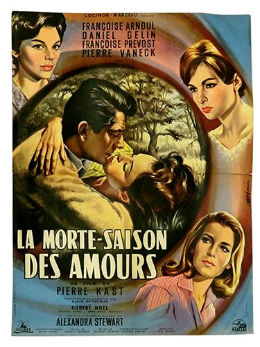 La Morte-Saison des Amours poster