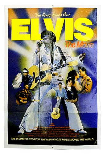 Elvis the Movie poster