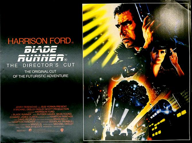 Blade Runner poster