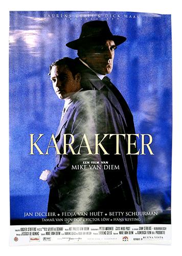 Karakter poster