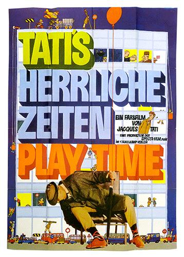 Tati's Herrliche Zeiten poster