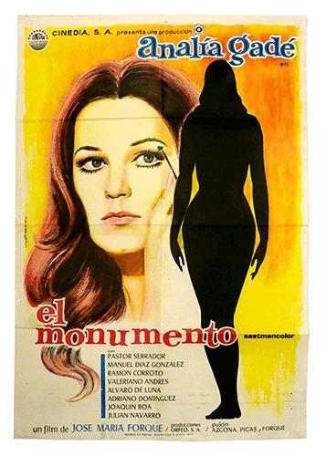 El Monumento poster