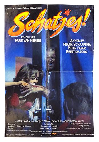 Film poster Schatjes!