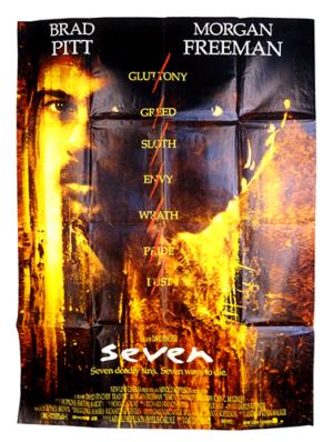 Film poster Seven